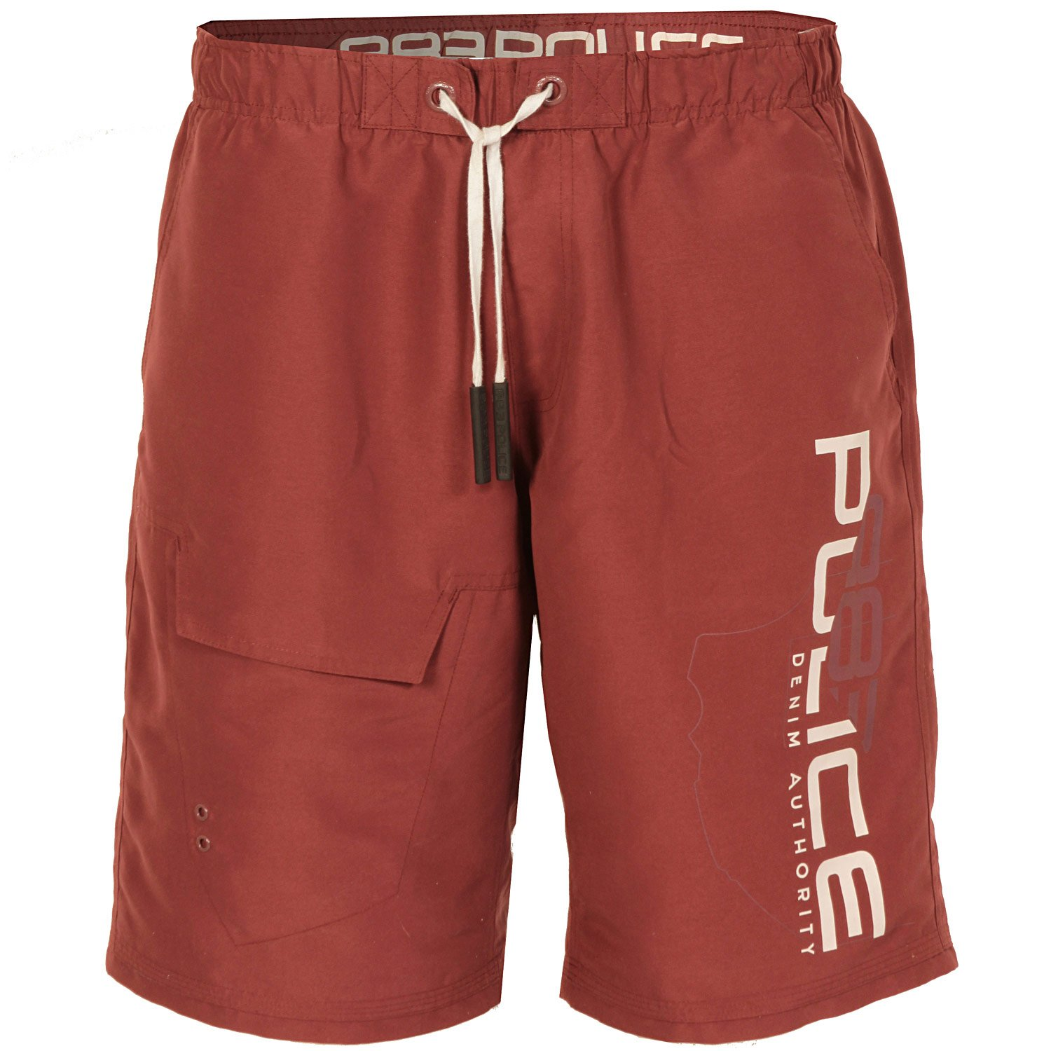 883 Police Men's Stefford Zabou Board (Swim) Shorts
