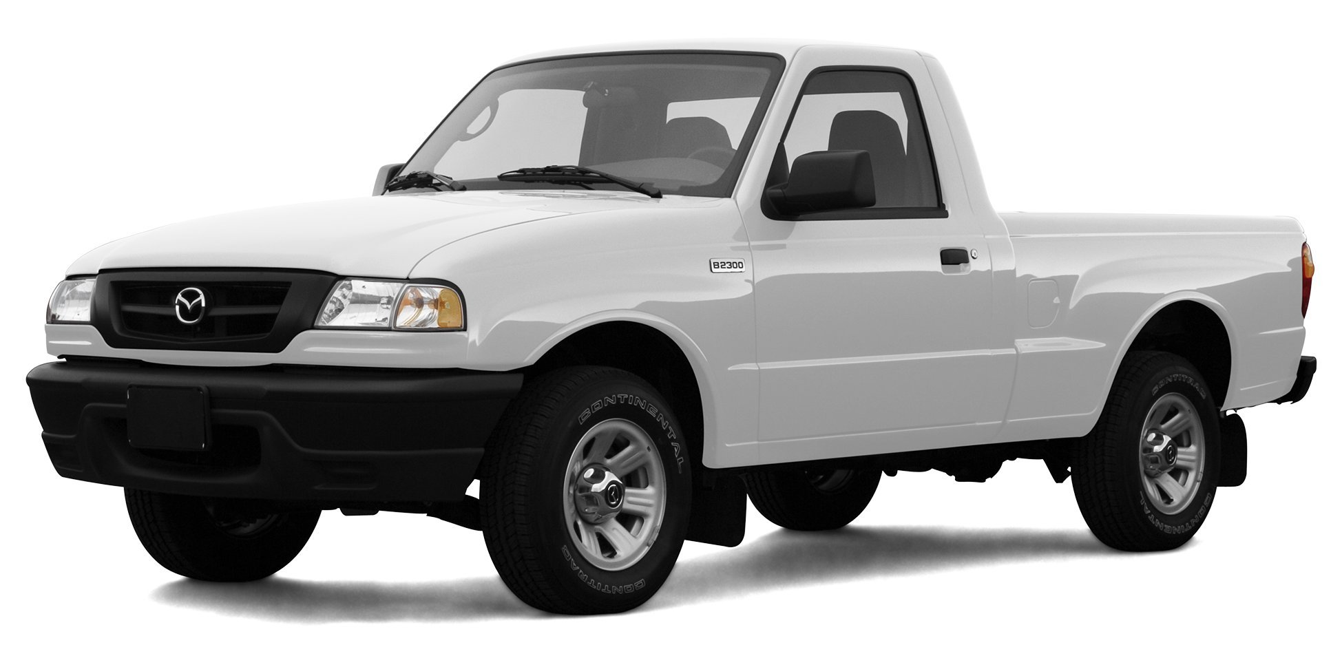 2007 Mazda B2300, Regular Cab 4-Cylinder Automatic Transmission ...