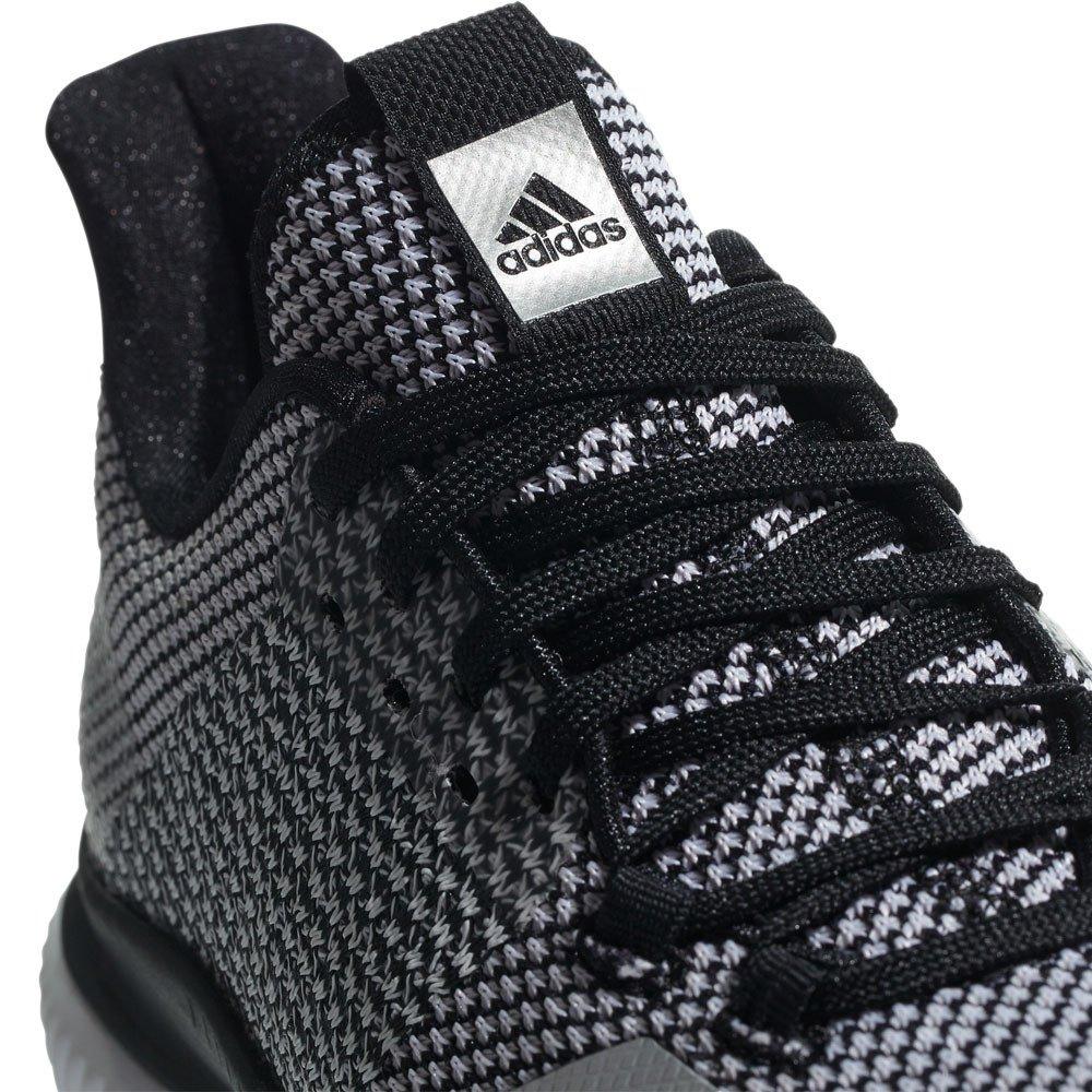 Amazon.com | adidas Crazyflight Bounce 2.0 Womens Court Shoes - AW18-13.5 - Grey | Shoes