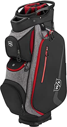 Wilson Sporting Goods Unisex-Adult Xtra Cart Golf Bag