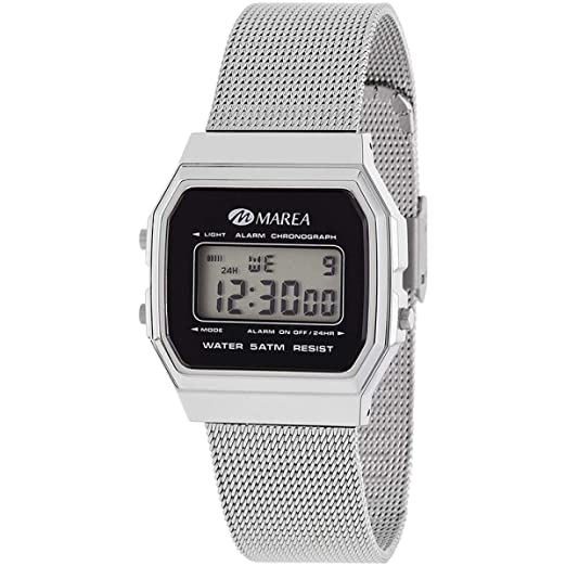 44a05b210e2b Reloj Marea Mujer B35313 1 Digital Retro  Amazon.es  Relojes