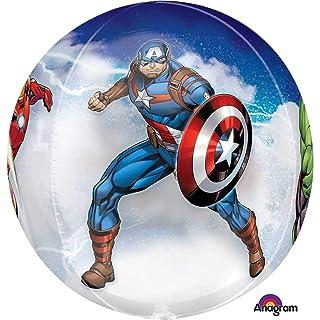 Amscan International 3466101Orbz Avengers palloncino foil