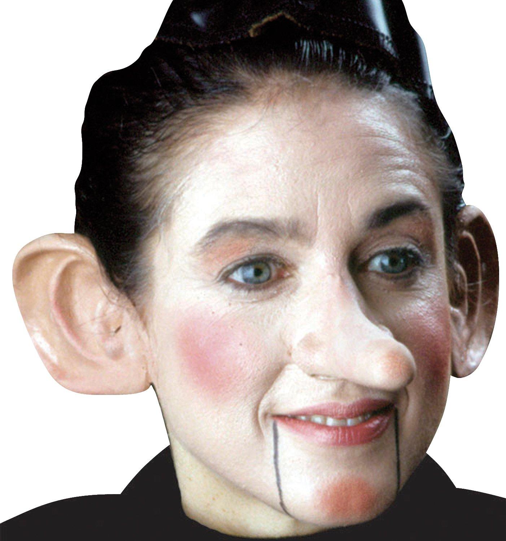 Woochie by Cinema Secrets Pinocchio Nose Latex Appliance, Multi, One Size
