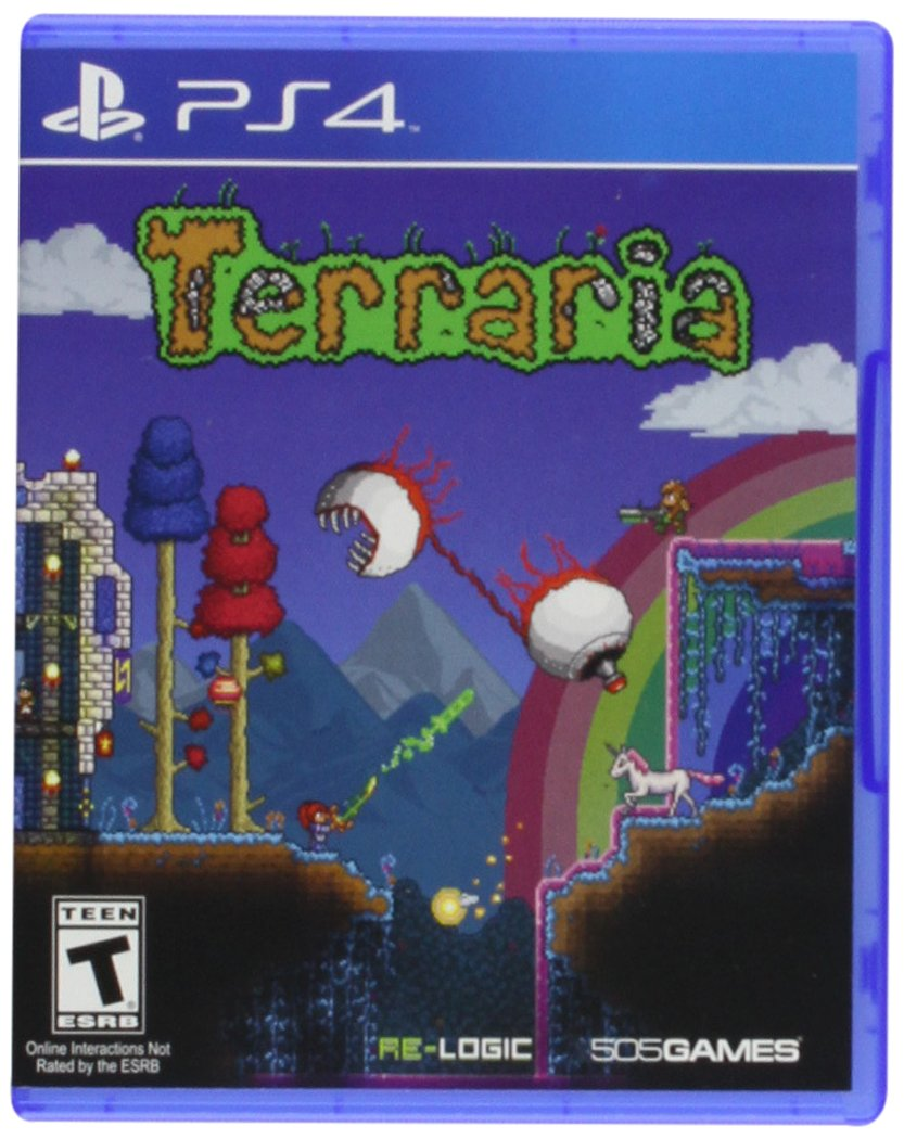 Terraria - PlayStation 4 by 505 Games