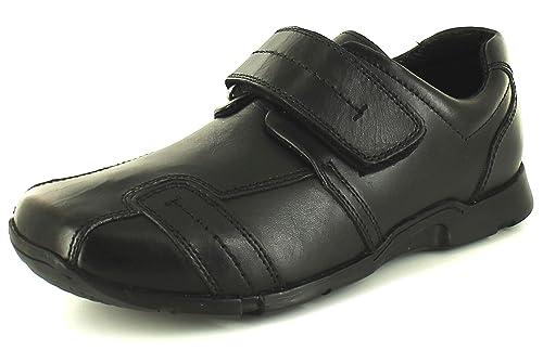 Hush Puppies Brook Infants Zapatos Negro: Amazon.es: Zapatos y complementos