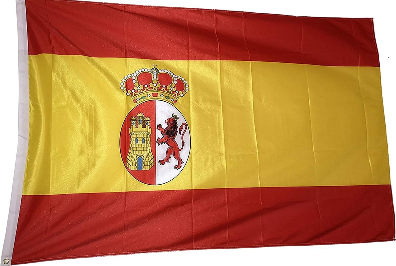 tus banderas DE ESPAÑA (1785-1873, 1875-1931): Amazon.es: Jardín