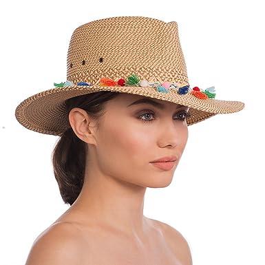 Eric Javits Luxury Fashion Designer Women s Headwear Hat - Bahia ... 6bca7f11039f