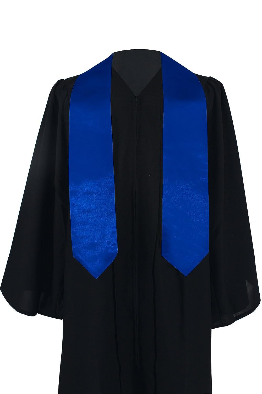 GraduationMall Unisex Adulto Pianura Laurea Stola Royal