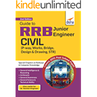 Guide to RRB Junior Engineer Civil 2nd Edition