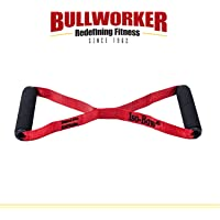 Iso-Bow - Pocket Fitness trainer for strength training, yoga and pilates; Strength and Flexibility Trainer by Bullworker