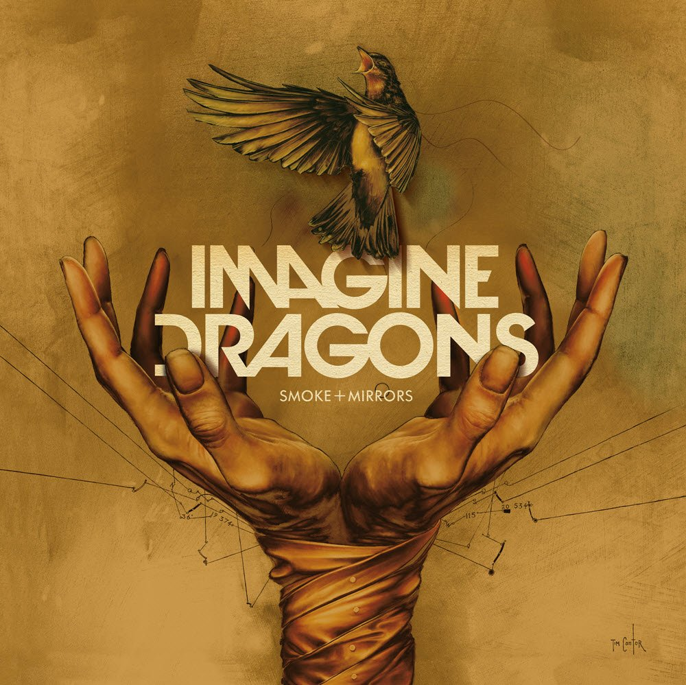 CD : Imagine Dragons - Smoke + Mirrors (Deluxe Edition)