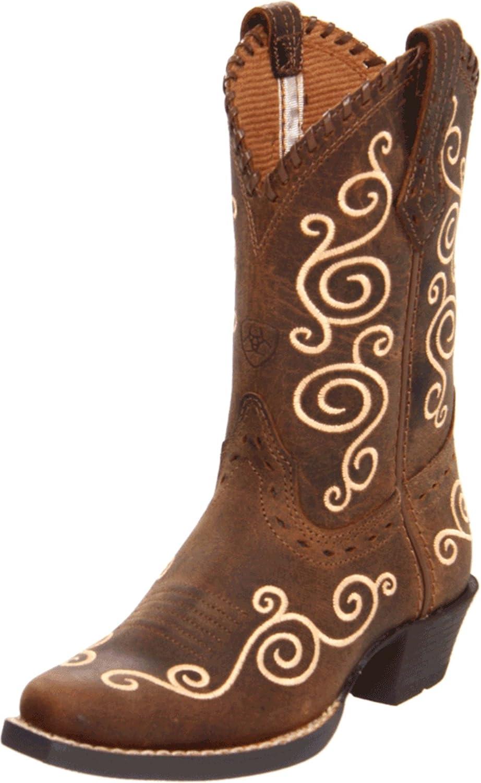 Toddler//Little Kid//Big Kid Ariat Shelleen Western Boot