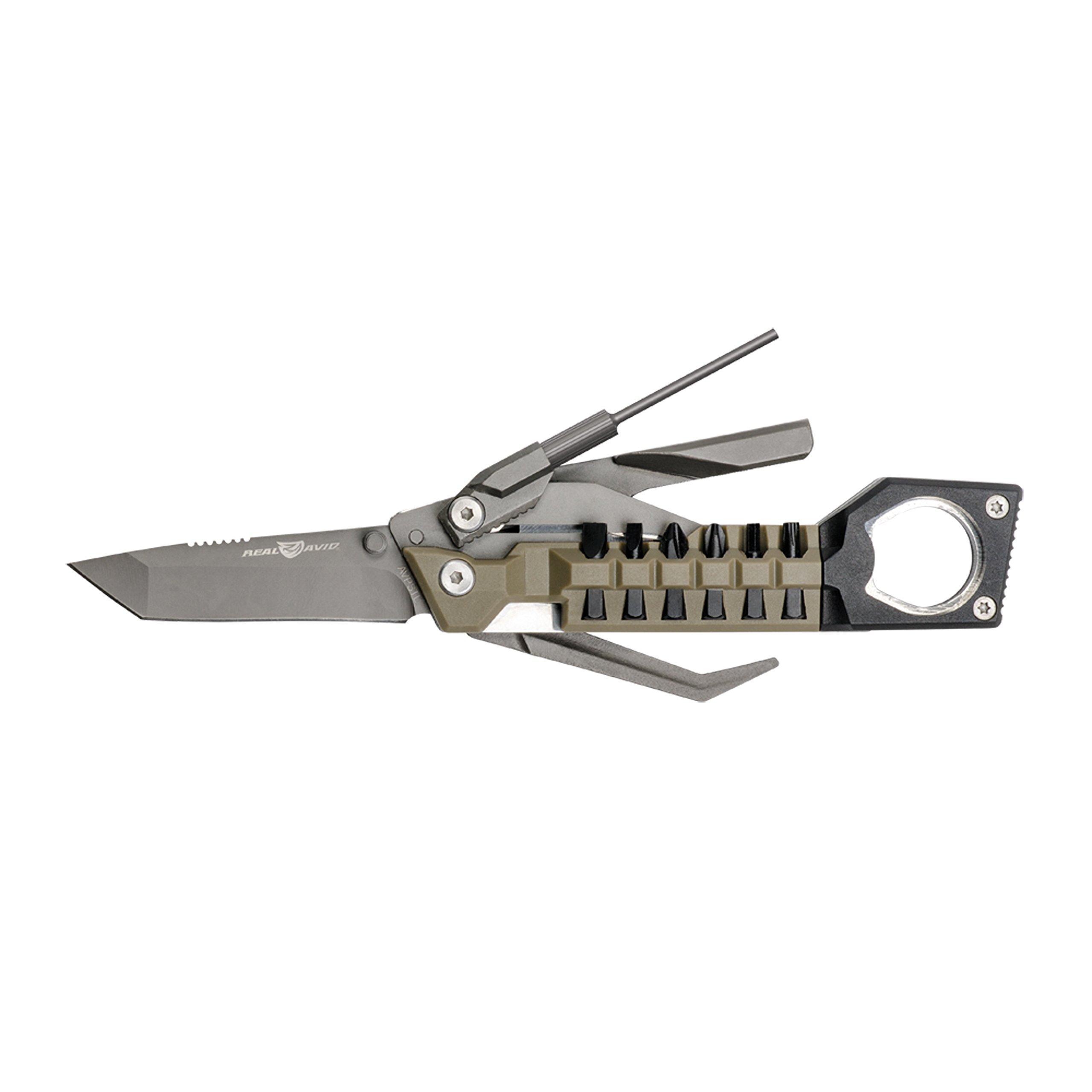 Real Avid The Pistol Tool - 19-in-1 Pistol Multitool