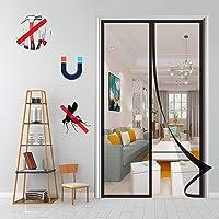 Magnetische vliegenscherm deur, magnetische deur gordijn handsfree instant mesh mug insect net gordijn, voor keuken…