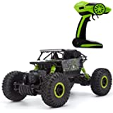 ToyTree(TM) HB ROCK CRAWLER (Original) 1:18 Scale 4WD 2.4 Ghz 4x4 Rally Car (Color may vary)