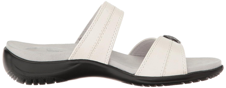 Easy Street Womens Ashby Flat Sandal