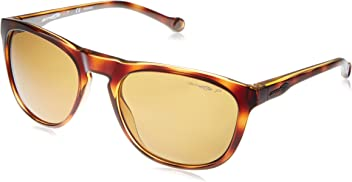Arnette Moniker Unisex Polarized Sunglasses - 2087/83 Havana/Brown