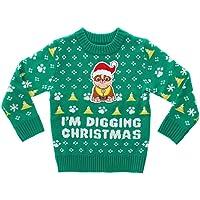 I'm Digging - Suéter de Navidad, diseño de la Patrulla Canina
