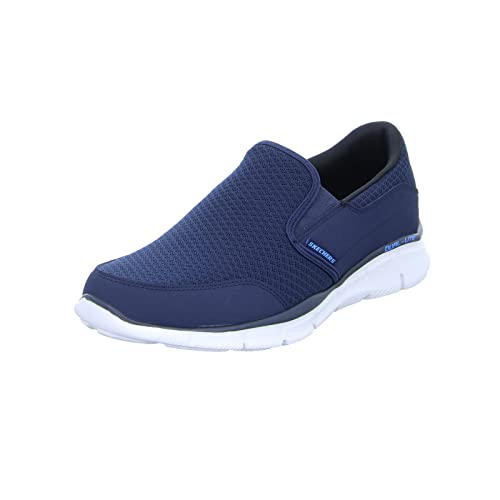 Skechers 51361 NVY - Mocasines de Material Sintético para Hombre: Amazon.es: Zapatos y complementos