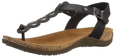 2dd166a12746 BEARPAW Women s Jean Heeled Sandal