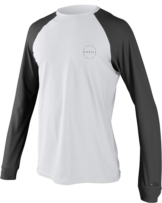 O'Neill Wetsuits Men's O'neill 24-7 Traveler UPF 30+ Long Sleeve Sun Shirt