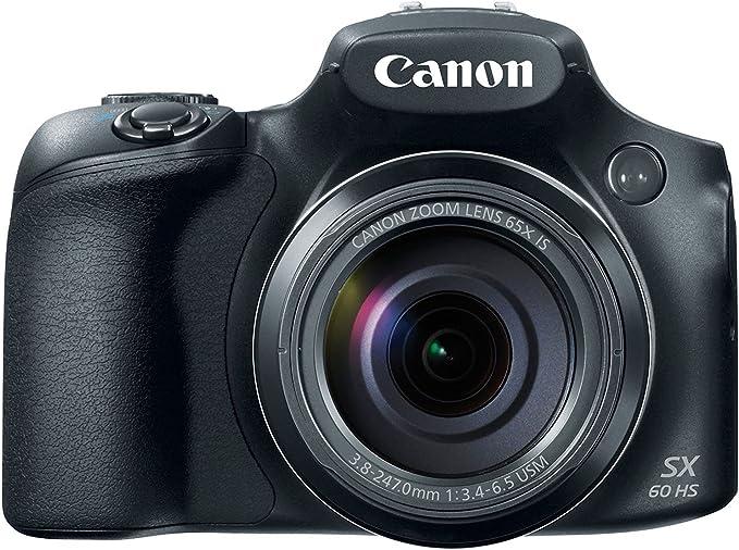 Canon Powershot Sx60 16 1mp Digital Camera 65x Optical Camera Photo