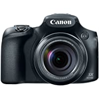 Canon PowerShot SX60 HS Advanced Digital Camera, Black