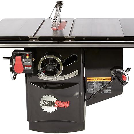 SawStop ICS53230-52 5Hp Industrial Cabinet Saw 52