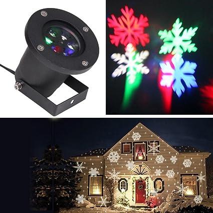 StarTastic Max LED Indoor Outdoor Christmas Lighting Projector