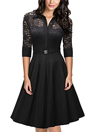 Style black dress amazon