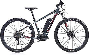 Conor WRC E7 E6100 Bicicleta Ciclismo, Adultos Unisex, Gris/Rojo: Amazon.es: Deportes y aire libre