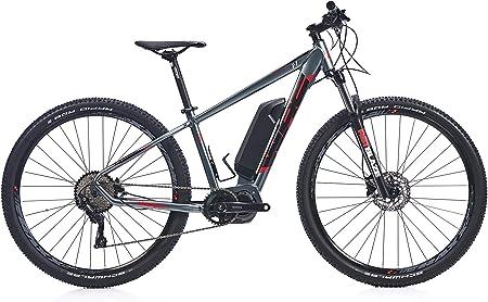 Conor WRC E7 E6100 Bicicleta Ciclismo Unisex Adulto, Gris/Rojo: Amazon.es: Deportes y aire libre