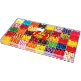 Jelly Belly 40-Flavor Clear Gift Box - Genuine, Official, Straight from the Source