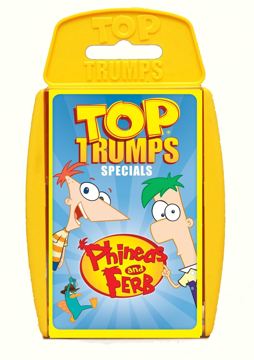 2xTop Trumps Phineas and Ferb