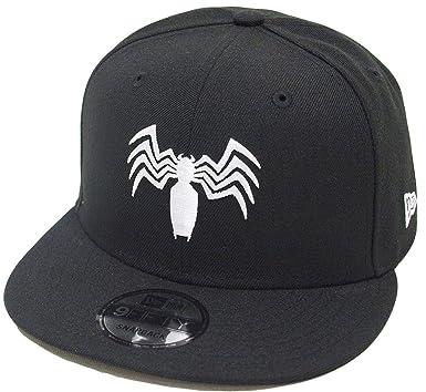 8f4060f9be5e7 New Era Venom Logo Black Snapback Cap 9fifty 950 OSFA Basecap Limited  Edition