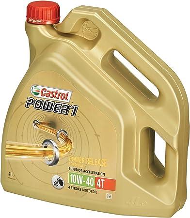 Castrol 10w 40 Öl K N Ölfilter Für Kawasaki Zx9r Ninja 94 01 Zx900b Zx900c Zx900e Ölwechselset Inkl Motoröl Filter Dichtring Auto