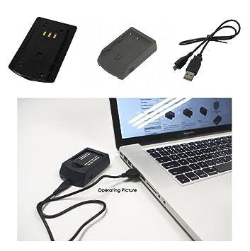 Power Smart® USB Cargador para Nikon EN-EL3, en de EN-EL3 a ...