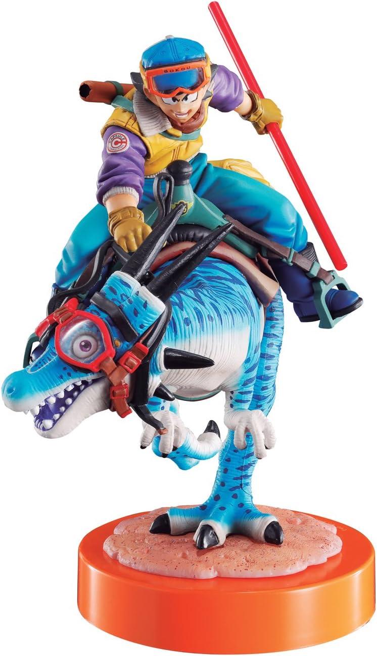 Megahouse Dragon Ball Z: Son Goku Real McCoy 02 Desktop Statue (Repainted Version)