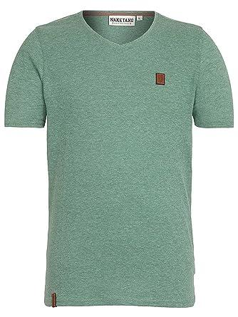 Naketano Herren T Shirt Gelinde Gesagt III T Shirt