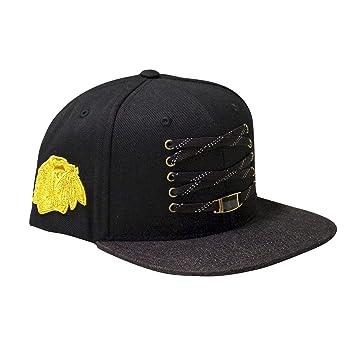 Zephyr Chicago Blackhawks Timeless Lacer Snapback NHL Cap  Amazon.co.uk   Sports   Outdoors 4268e61a80c1