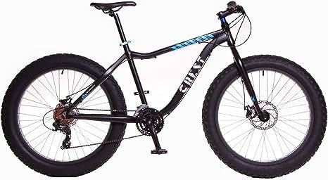 Crest Bicicleta Fat Bike Fat 4,1 24v Negra 19