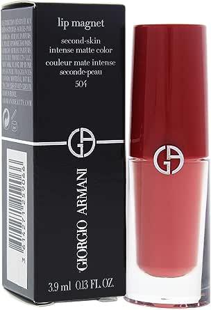 Giorgio Armani Giorgio Armani Lip Magnet Second-Skin Intense Matte - # 504 Nuda for Women 0.13 oz Lipstick, 3.9 ml