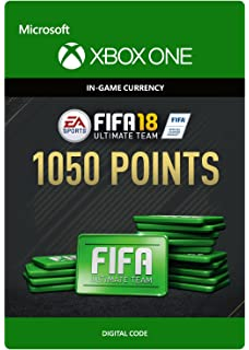 FIFA 18 Ultimate Team - 500 FIFA Points | Xbox One