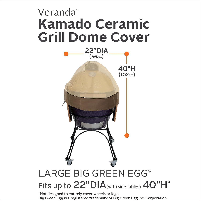 Amazon.com: Classic Accessories Veranda Funda Grill Dome de ...