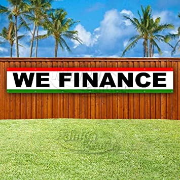 Many Sizes Available Loan Office Now Open Extra Large 13 oz Heavy Duty Vinyl Banner Sign with Metal Grommets New Advertising Flag, Store
