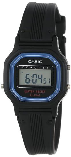 Casio LA11WB-1 - Reloj (Resina, SR1116W/CR1216, 2 año(