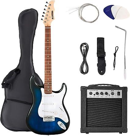 LAGRIMA - Set completo de guitarra eléctrica para principiantes ...