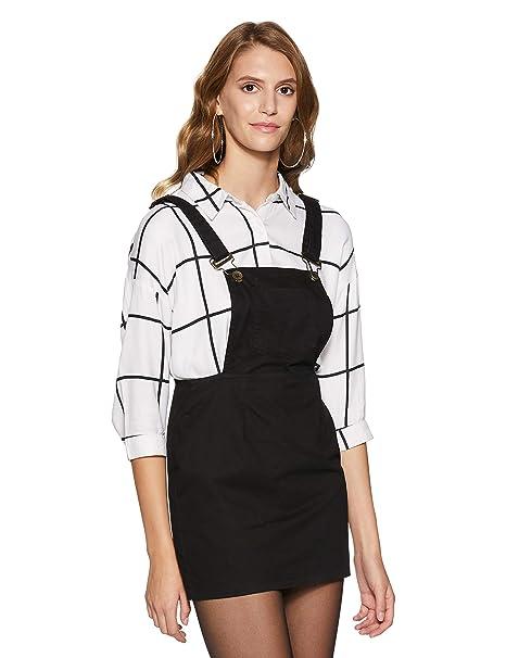 df796bebc1f Stalk Buy Love Women s Cotton Castle Skirt Dungarees  (In1648Mtojumbla-298 2X-Large)