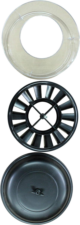 Precleaner Bowl Fits Caterpillar Fits CAT 1217746 121-7746 4M0310 4N8945 6F8982