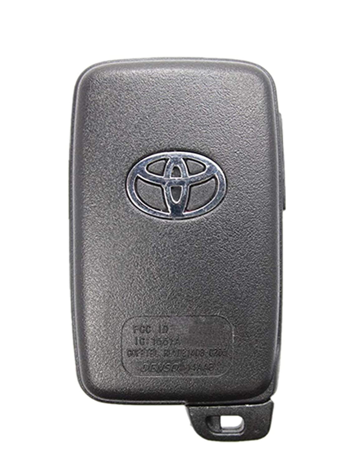 Just a Case KAWIHEN Keyless Entry Remote Key Fob Shell Case Replacement For Toyota Highlander Prius Prius C Prius V RAV4 HYQ14AAB HYQ12ACX HYQ14AEM